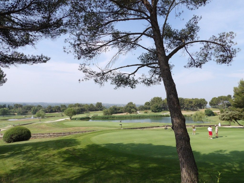 Golf Saumane - DR Melle Bon Plan 2017