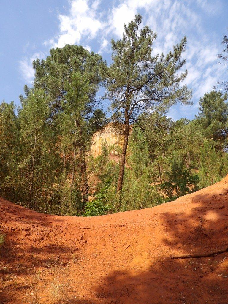 Sentier des ocres Roussillon - DR Melle Bon Plan 2017