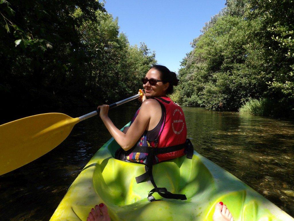 Kayak Vert Luberon - DR Melle Bon Plan 2017
