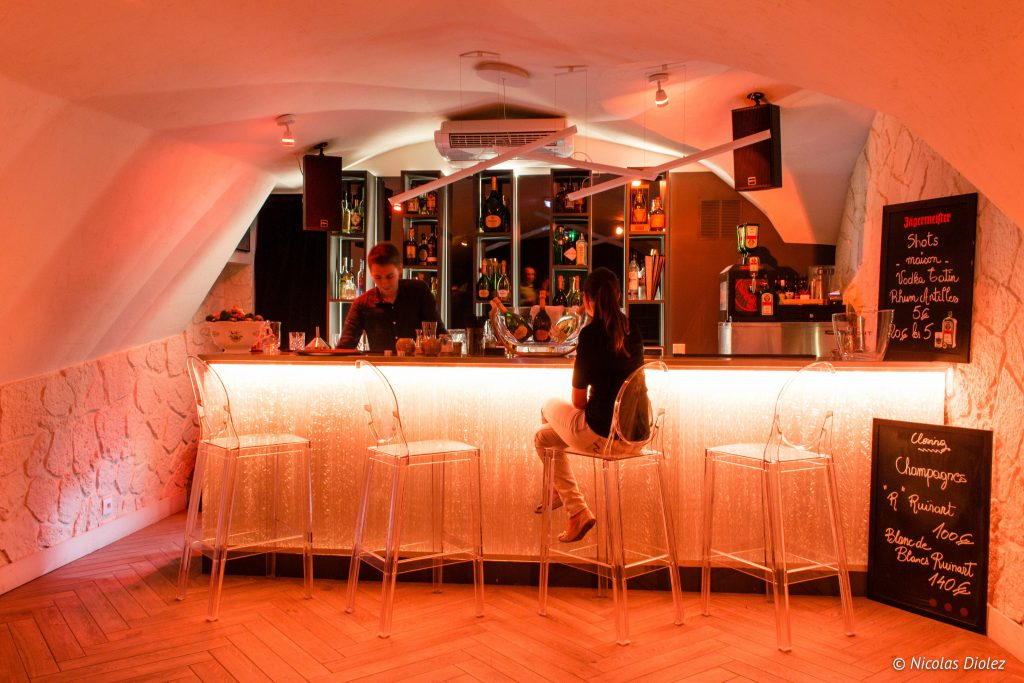 Bar Arbanne Paris - DR Nicolas Diolez 2017