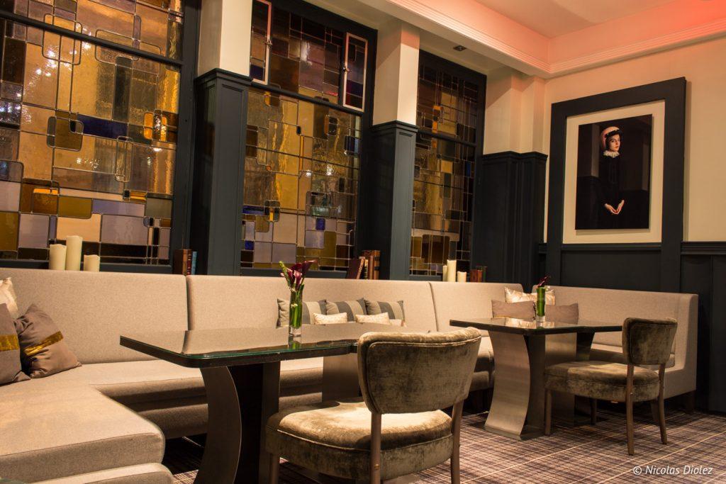 Bar Hôtel Edouard 7 Paris - DR Nicolas Diolez 2017