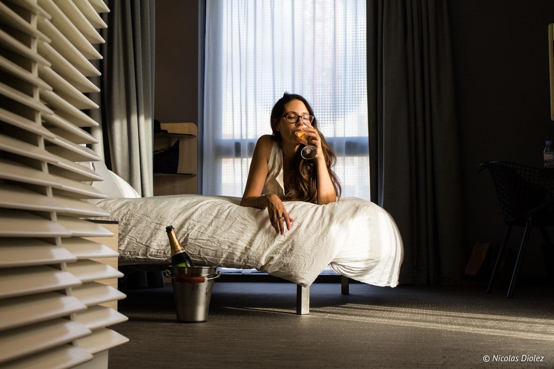 Une nuit l 39 okko hotels porte de versailles mademoiselle bon plan - Brasserie porte de versailles ...