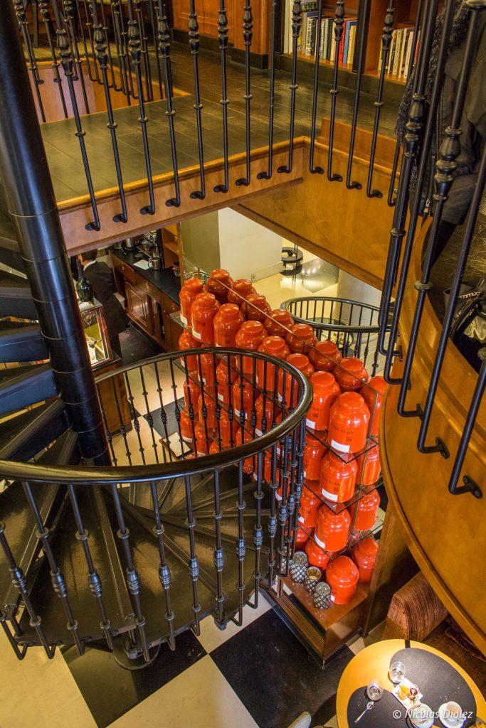 brunch Hotel Scribe Paris - DR Nicolas Diolez 2017