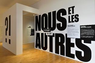 exposition « NOUS ET LES AUTRES – Des préjugés au racisme »