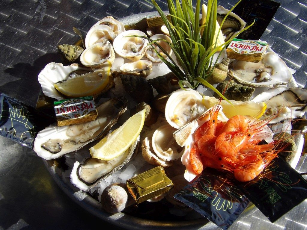 Assiette granvillaise Granville - DR Melle Bon Plan 2017