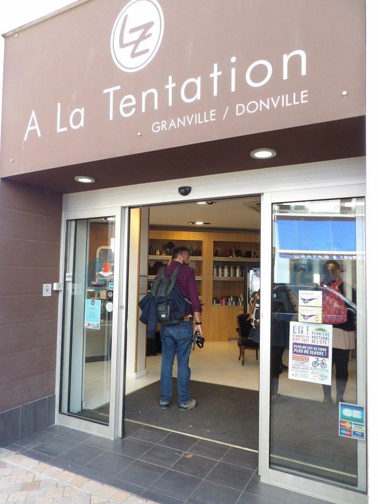 A la Tentation Granville - DR Melle Bon Plan 2017