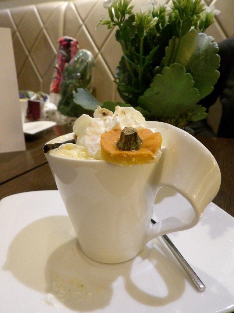 Pumpkin Latte 16 Haussmann- DR Melle Bon Plan 2017