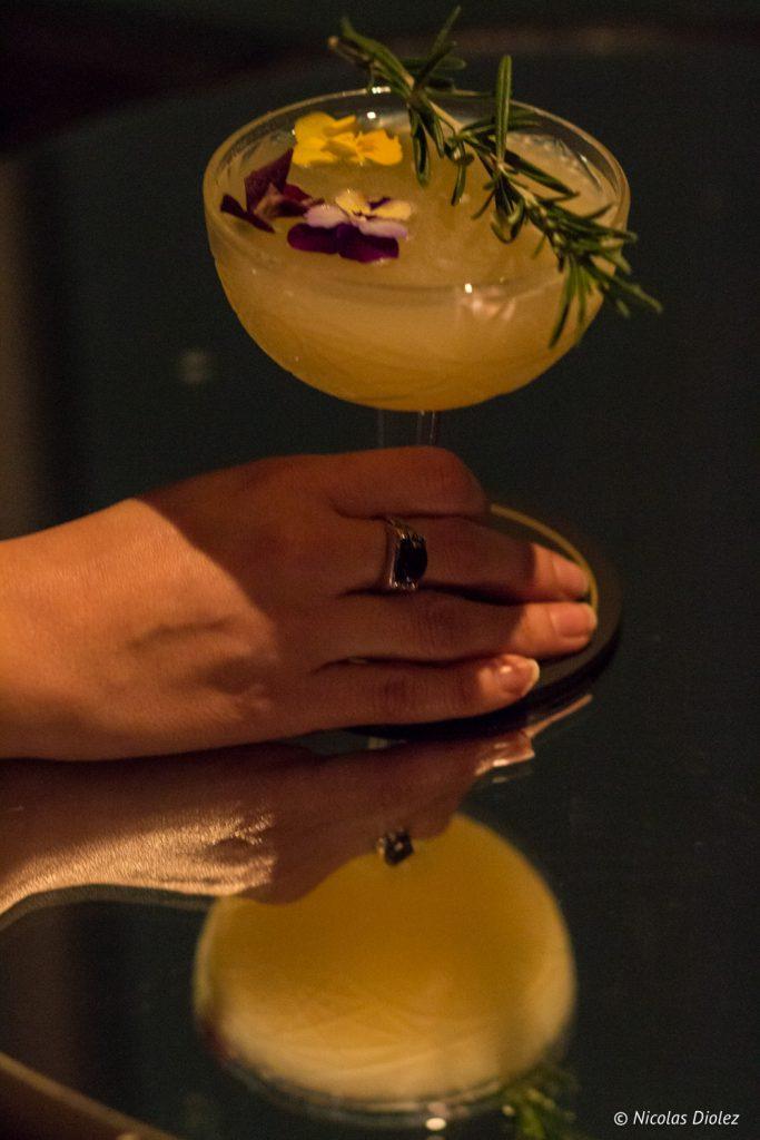 Bar Le Melhor Sofitel Bellecour Lyon - DR Nicolas Diolez 2017