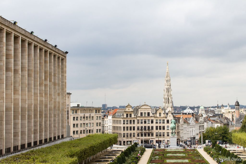 Bruxelles - DR Nicolas Diolez 2017