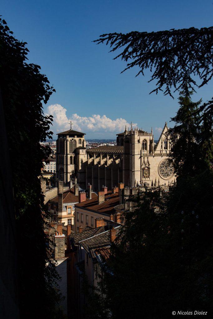 Cathédrale saint jean Lyon - DR Nicolas Diolez 2017