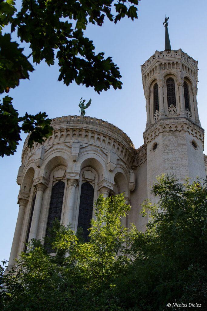Cathédrale Fourvière Lyon - DR Nicolas Diolez 2017
