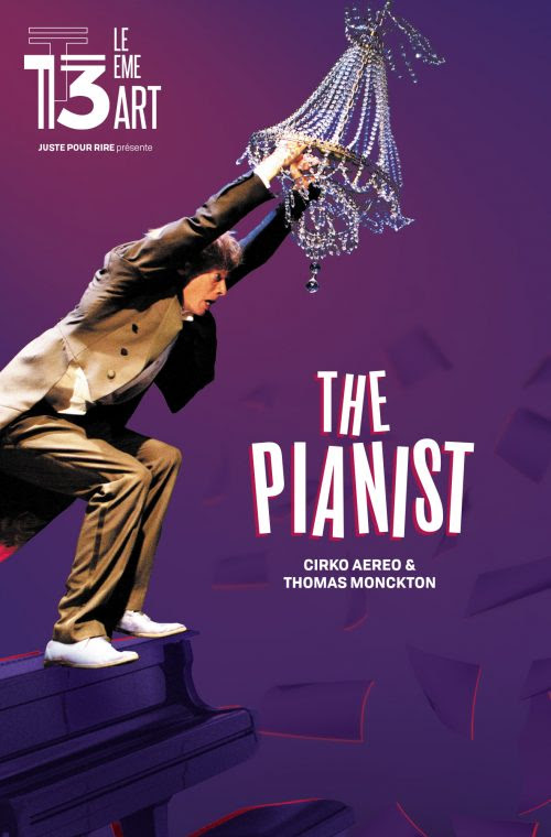 The Pianist par Thomas Monckton