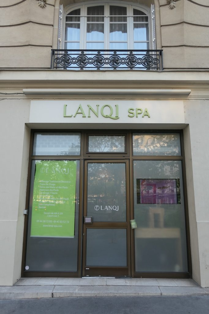 Spa Lanqi Paris - DR Melle Bon Plan 2017