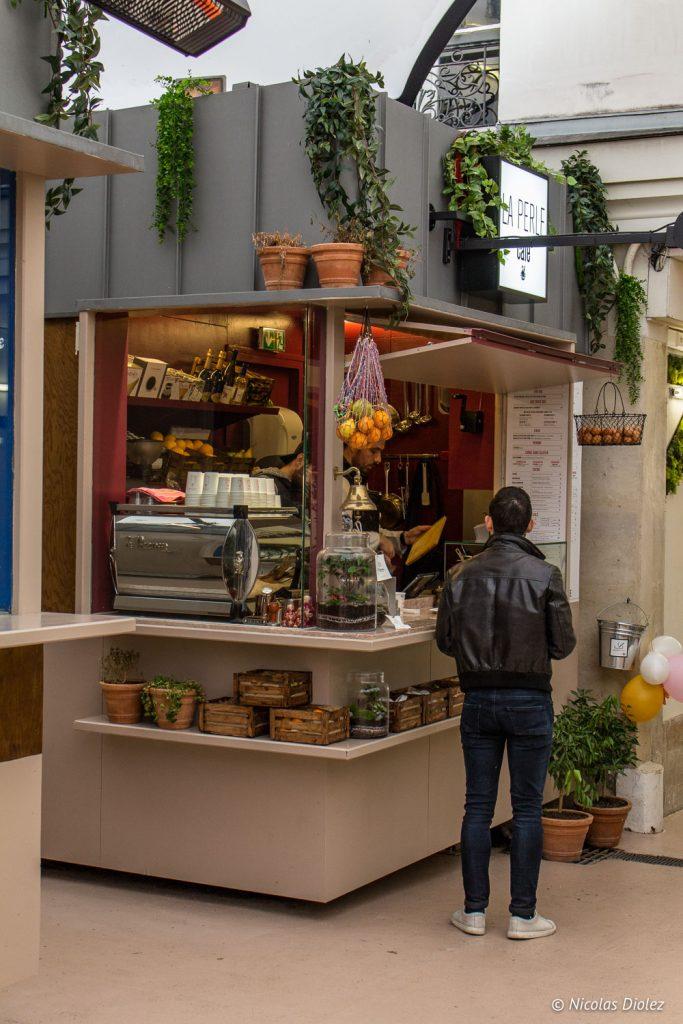 Brunch bhv Café La Perle - DR Nicolas Diolez 2017