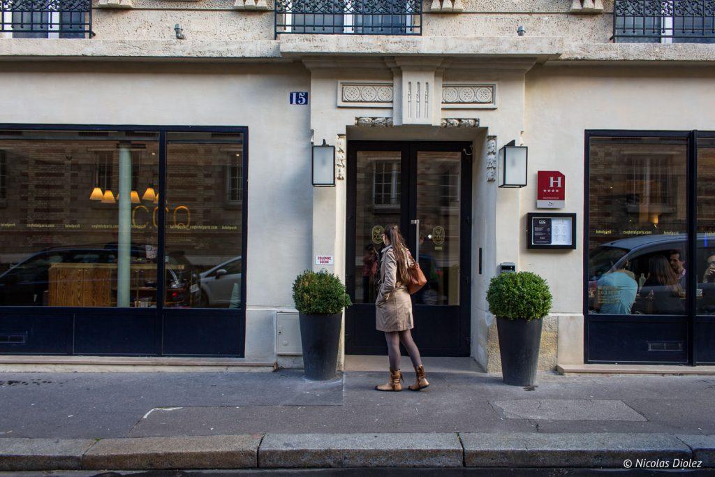 Brunch Hotel Coq Paris - DR Nicolas Diolez 2017