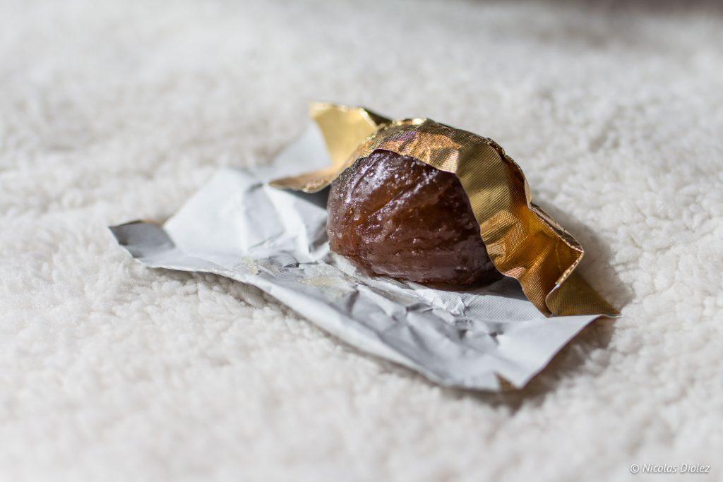 Marrons glacés de la Maison Sabaton - DR Nicolas Diolez 2017