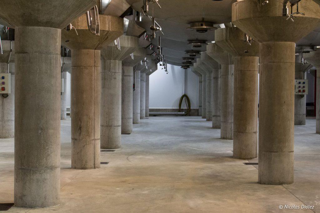 Cave Cooperative Vacqueyras - DR Nicolas Diolez 2017