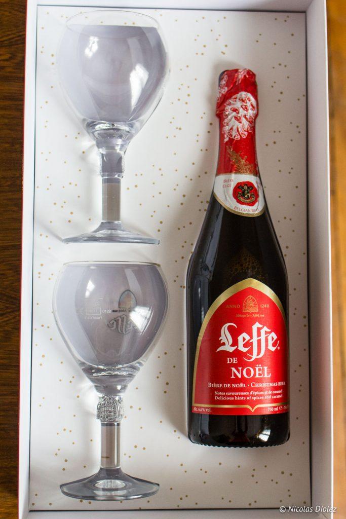 Bière Leffe Noel - DR Nicolas Diolez 2017