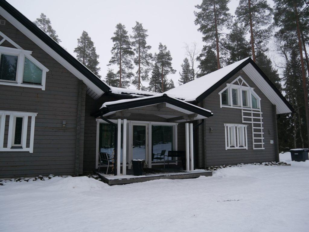 Villa Aurum Lehmonkärki Resort Finlande - DR Melle Bon Plan 2017