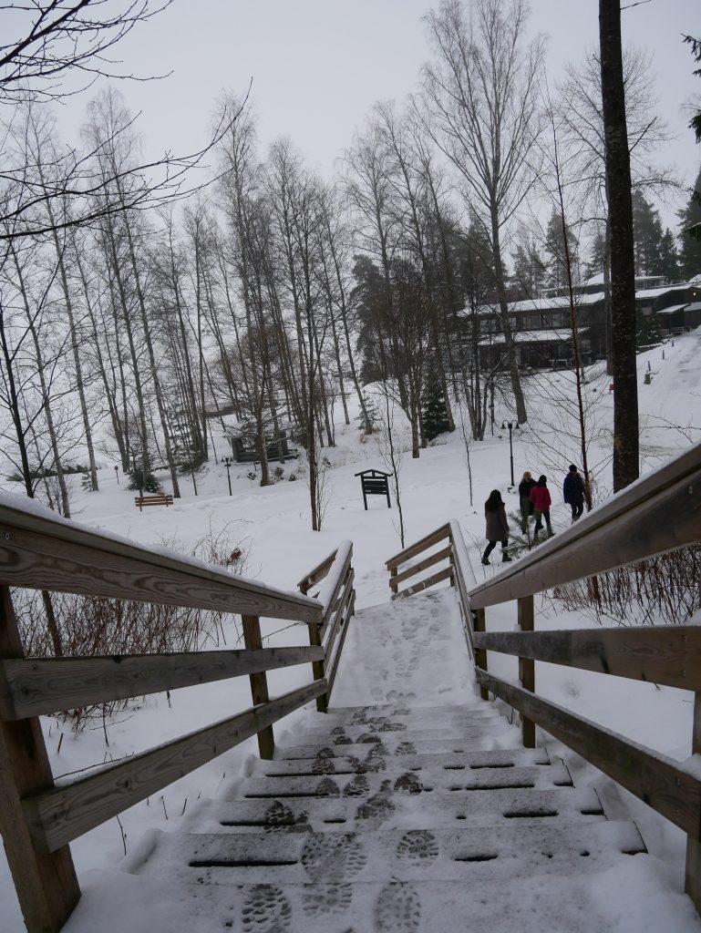 Lehmonkärki Resort Finlande - DR Melle Bon Plan 2017