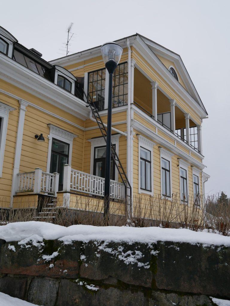 Mukkula Kartano Manor House Lahti Finlande - DR Melle Bon Plan 2017