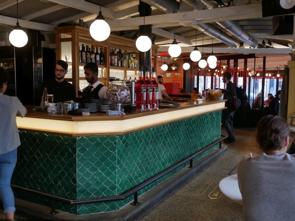 Café d'Italie Paris - DR Mathilde Metayer 2017