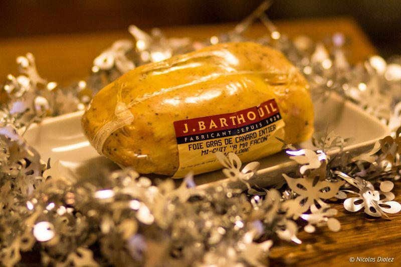 Foie gras Barthouil - DR Nicolas Diolez 2017