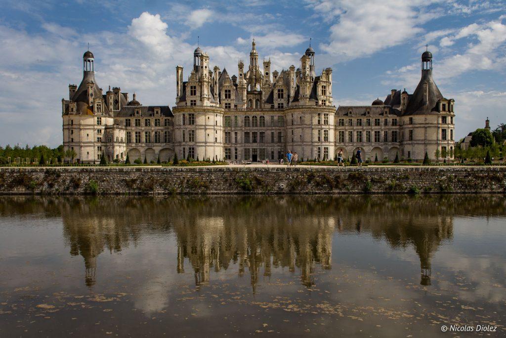 Château de Chambord Loire - DR Nicolas Diolez 2017