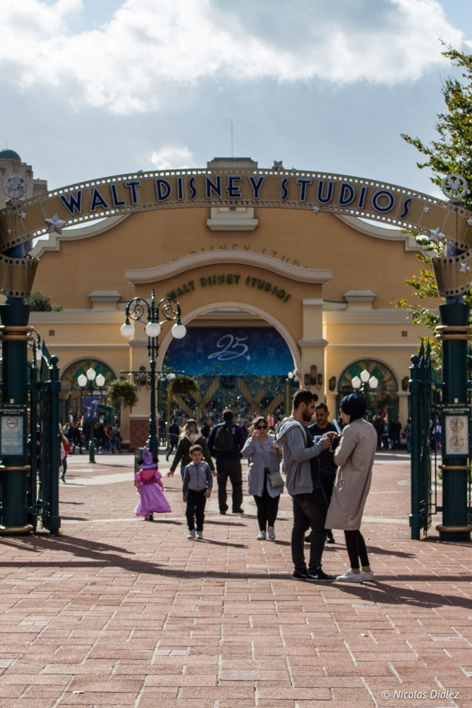 Disneyland Paris - DR Nicolas Diolez 2017