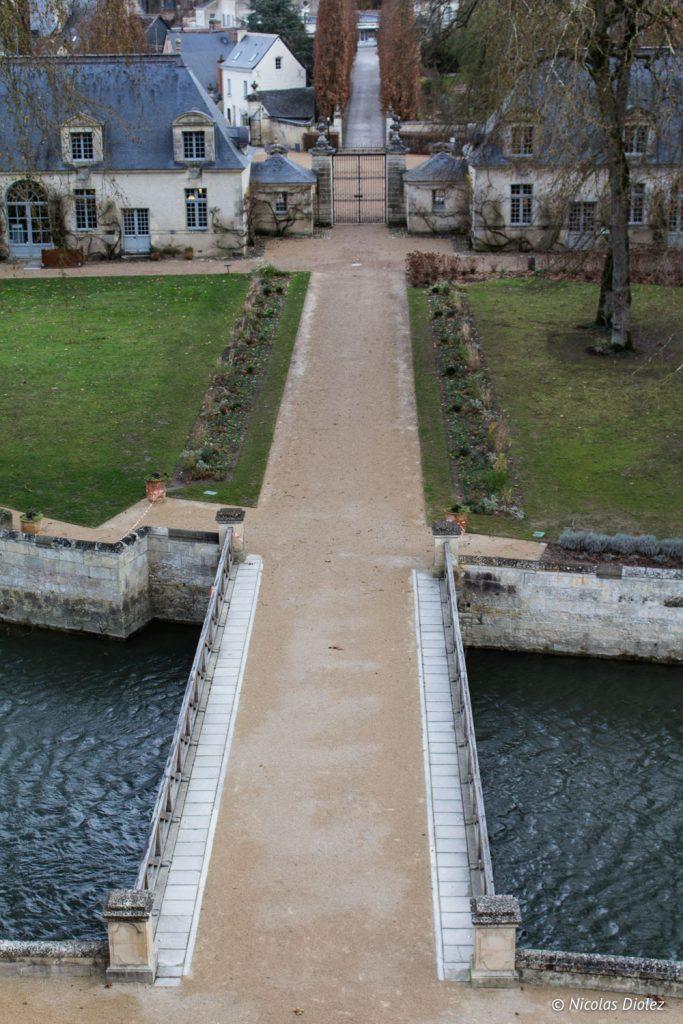Château d'Azay-Le-Rideau Loire - DR Nicolas Diolez 2017