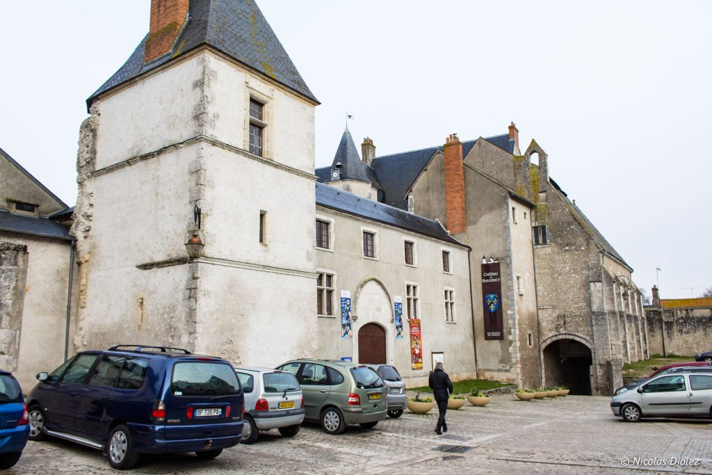 Château Beaugency Loire - DR Nicolas Diolez 2017