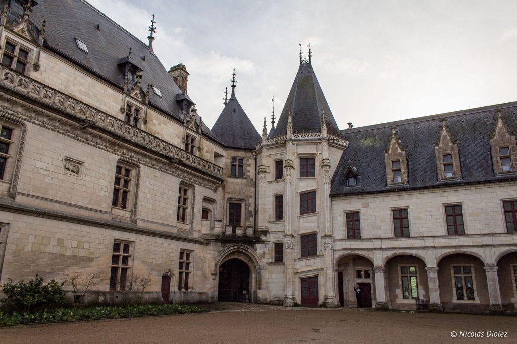 Château Chaumont-sur-Loire - DR Nicolas Diolez 2017