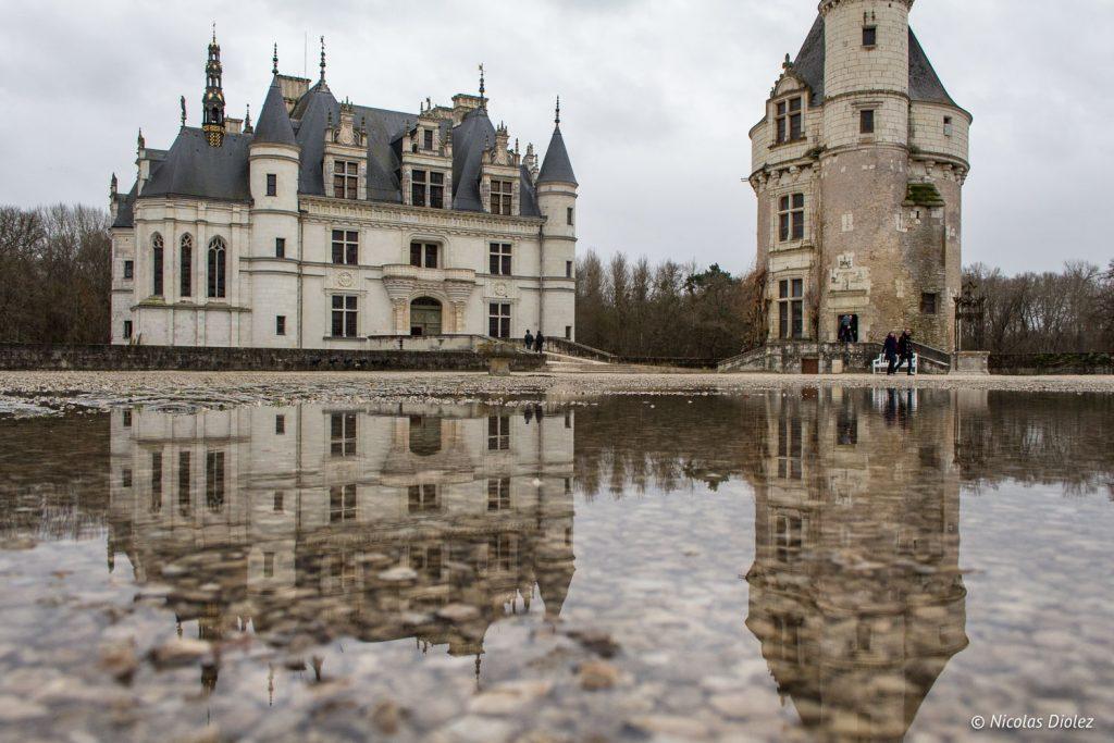 Château Chenonceau Loire - DR Nicolas Diolez 2017