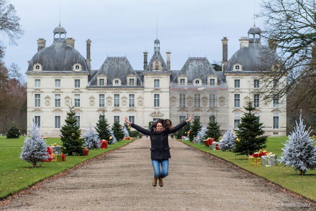Château Cheverny Loire - DR Nicolas Diolez 2017