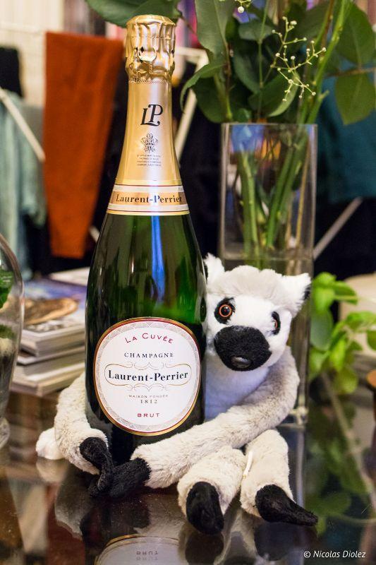 Champagne Laurent Perrier- DR Nicolas Diolez 2017