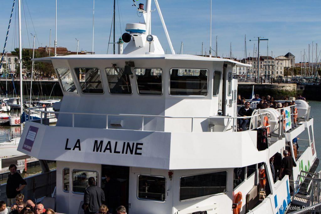 Croisières Inter-Iles La Rochelle - DR Nicolas Diolez 2017