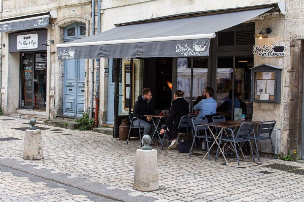 Les Fils à Maman La Rochelle - DR Nicolas Diolez 2017