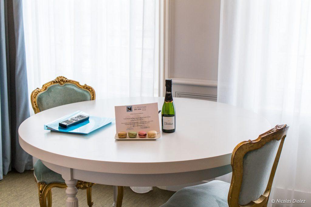 Hôtel La Monnaie La Rochelle - DR Nicolas Diolez 2017