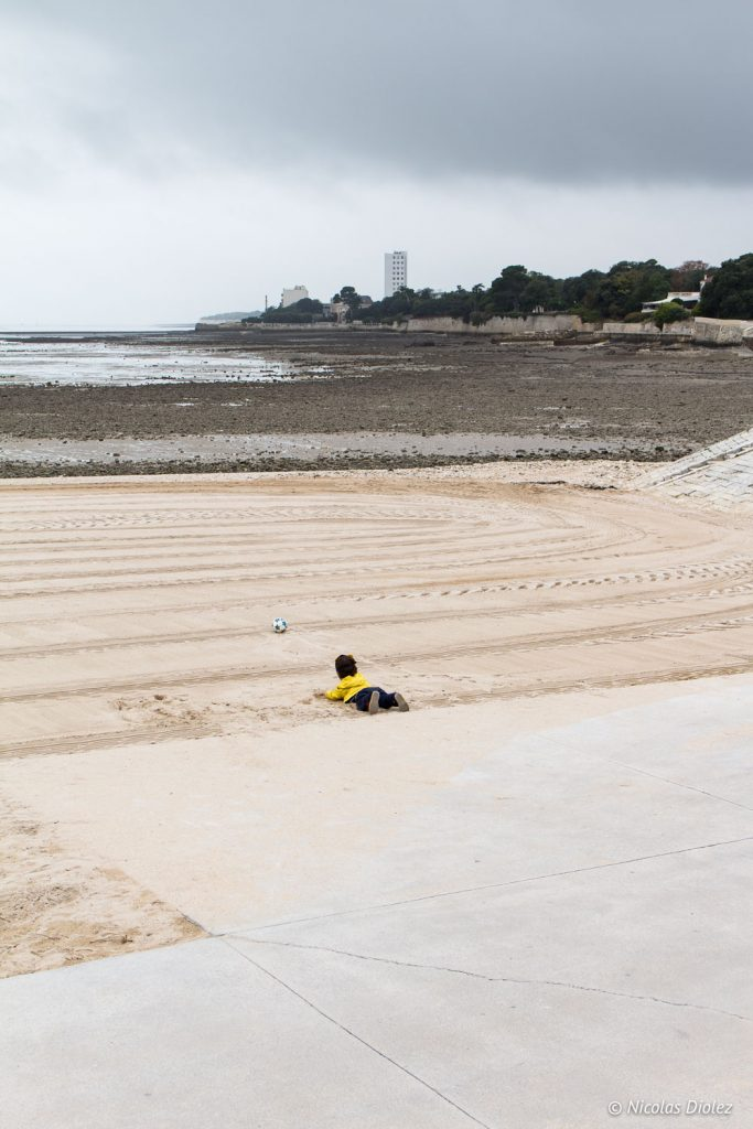 plage La Rochelle - DR Nicolas Diolez 2017