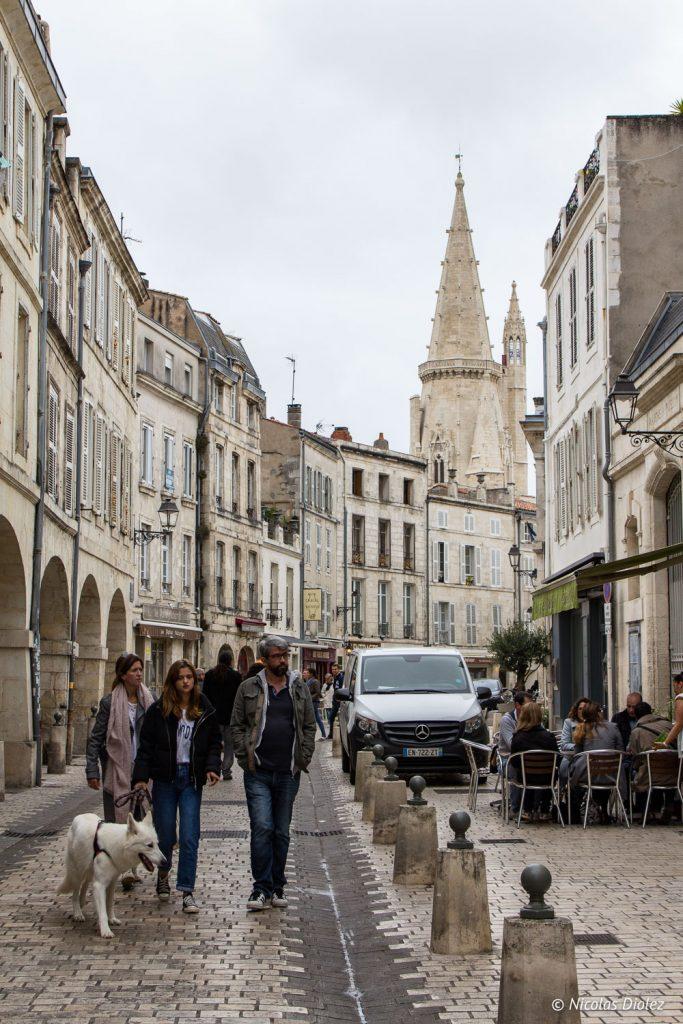Rue La Rochelle - DR Nicolas Diolez 2017