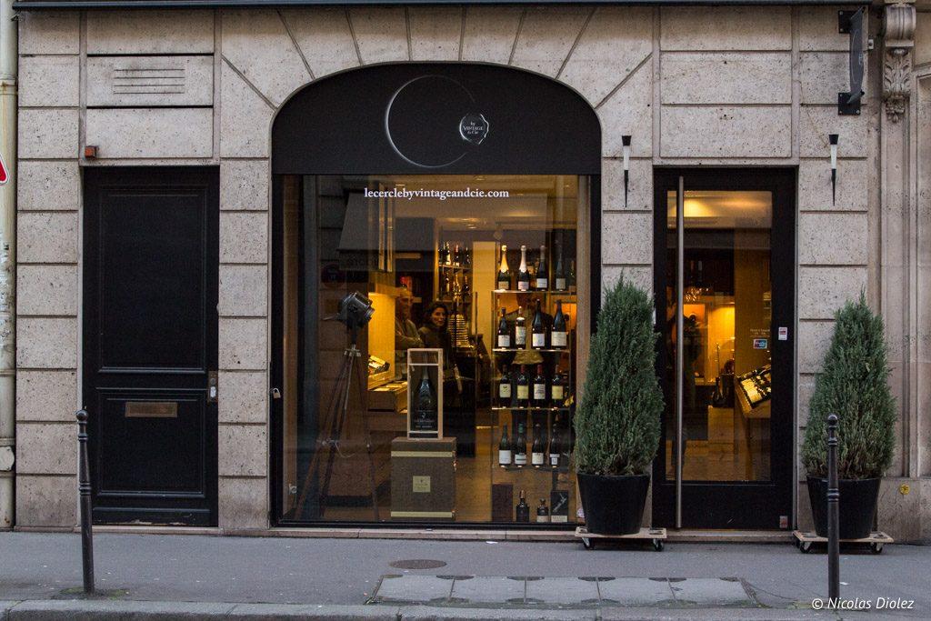 Vintage & cie Paris - DR Nicolas Diolez 2017