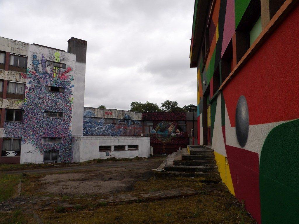 Street Art City Auvergne - DR Melle Bon Plan 2017