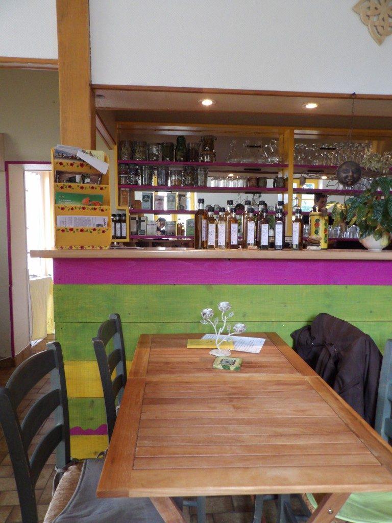 Restaurant Les Lucioles Auvergne - DR Melle Bon Plan 2017