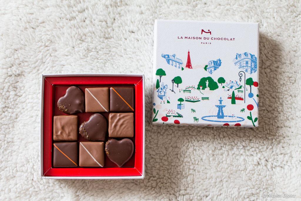 Saint Valentin Maison du chocolat - DR Nicolas Diolez 2017