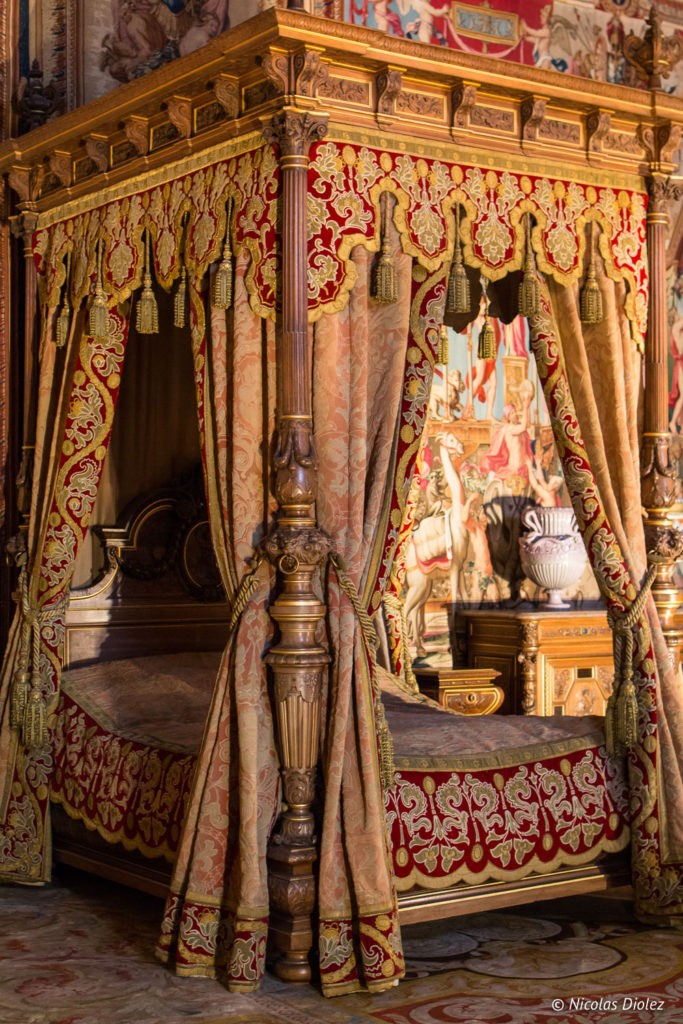 Chateau de Fontainebleau - DR Nicolas Diolez 2017