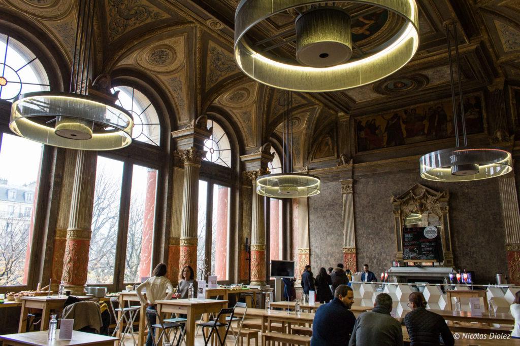 Brunch Trois Bis Gaité Lyrique Paris - DR Nicolas Diolez 2017