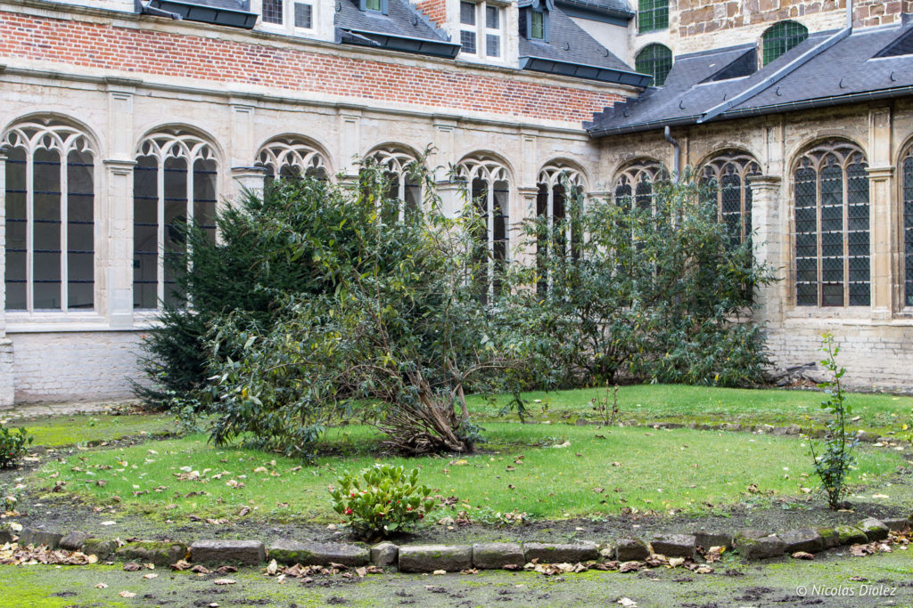 Abbaye du Parc Louvain Belgique - DR Nicolas Diolez 2017