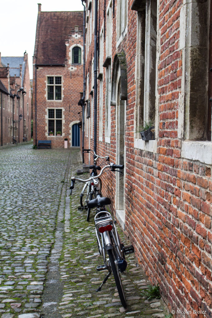 Grand Beguinage Louvain Belgique - DR Nicolas Diolez 2017