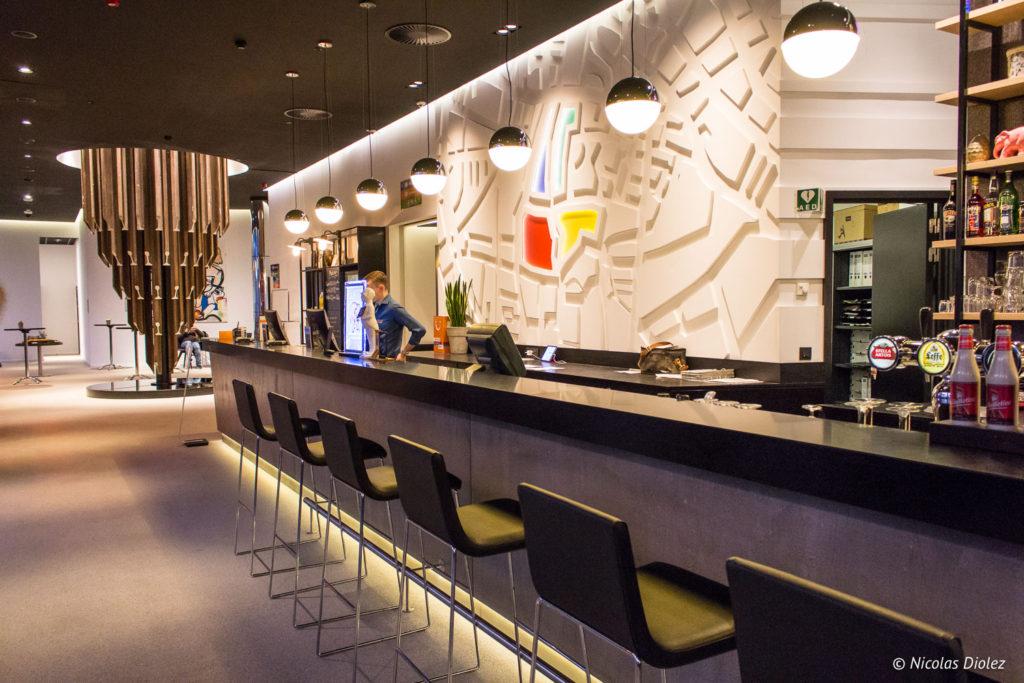 Park Inn by Radisson Louvain - DR Nicolas Diolez 2017