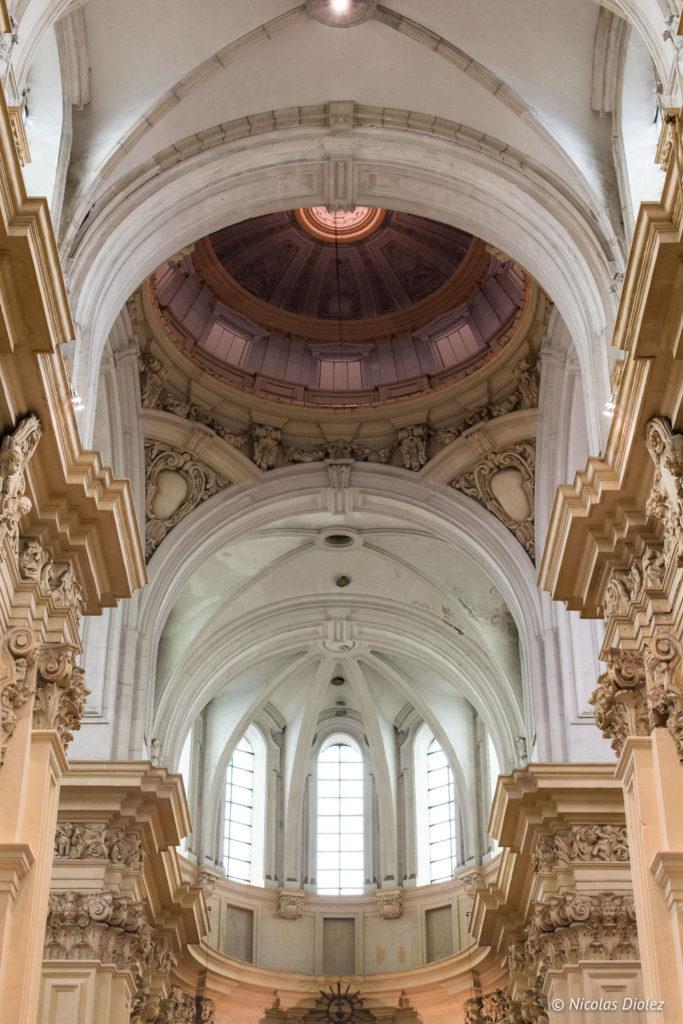 église Saint-Michel Louvain Belgique - DR Nicolas Diolez 2017